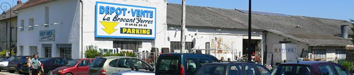 La brocant yerres depot vente brocante meubles anciens seine et marne ile de france region - Depot vente meuble essonne ...